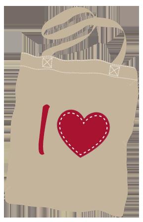 Ekologické tašky, které váš zákazník jen tak nevyhodí
